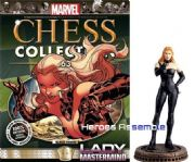 Marvel Chess Collection #63 Lady Mastermind Eaglemoss Publications